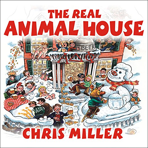 The Real Animal House  cover art