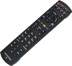ALLIMITY N2QAYB000830 Control Remoto Reemplazar por Panasonic Viera LCD LED TV TX-L24X6B TX-L24XW6 TX-L32BL6B TX-L32BL6E TX-L32BL6Y TX-L32E6B TX-L32E6E TX-L32E6Y TX-L32EF62 TX-L32EN63 TX-L32ES61