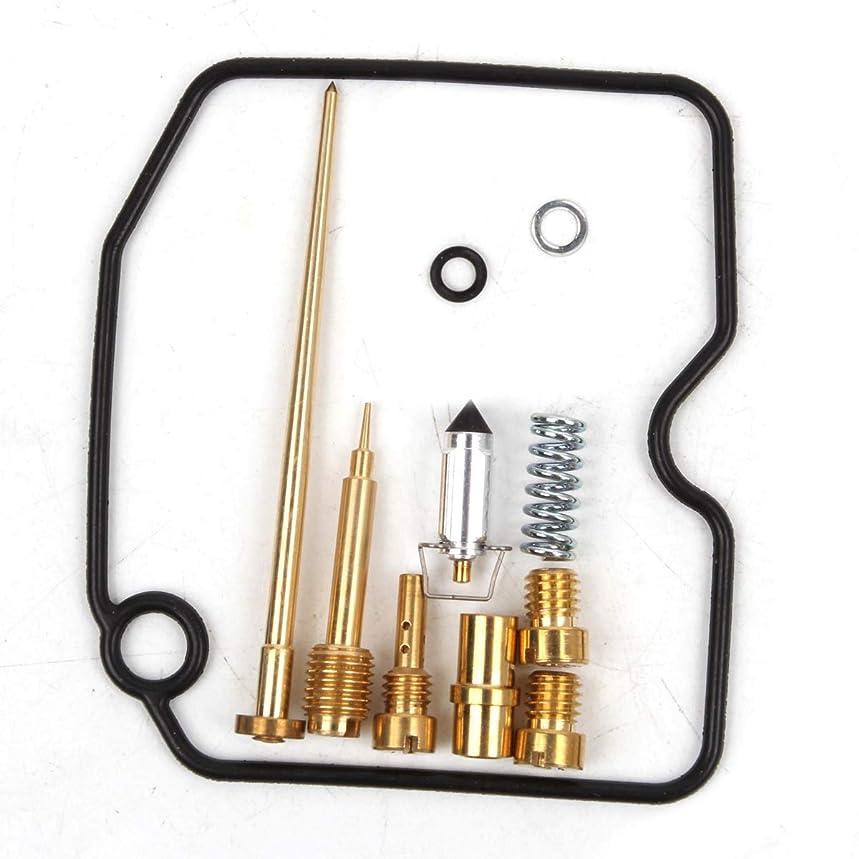 Carburetor Rebuild Kit for KVF400 Prairie KVF 400 Carb Repair 1999 2000 2001 2002