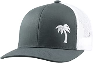 Lindo Trucker Hat - Palm Tree Series