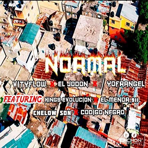 VityFlow, El Jodon & Yofrangel feat. Kings Evolución, El Menor 911, Chelow Son & Codigo Negro