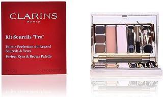 Clarins 娇韵诗套件 Sourcils Pro Perfect *和眉笔调色板,0.17 盎司