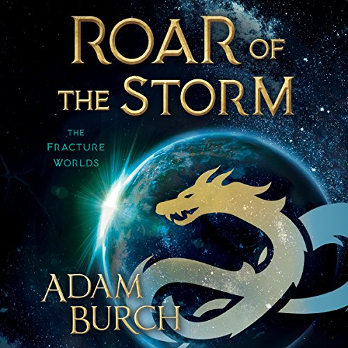 Roar of the Storm audiobook cover art
