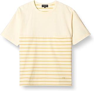 (マックレガー) McGREGOR ボーダー 切替デザイン Tシャツ