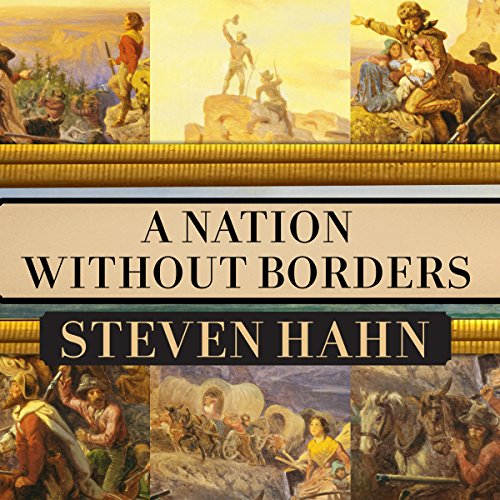 A Nation Without Borders audiobook cover art