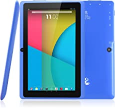 "Dragon Touch Y88X, 7"" Android Tablet, 8 GB, Blue (Y88X BL)"