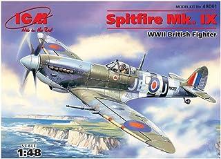 ICM 1:48 - Spitfire Mk.IX, WWII British Fighter