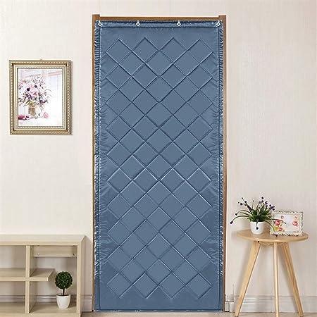 liveinu rideau de porte isolant thermique isolation porte avec matelasse diamant coton rideau d occultation coupe vent impermeable isolation phonique