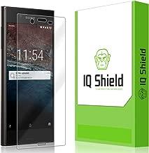 IQ Shield Screen Protector Compatible with Sony Xperia XZ LiquidSkin Anti-Bubble Clear Film