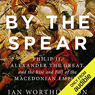 By the Spear cover art