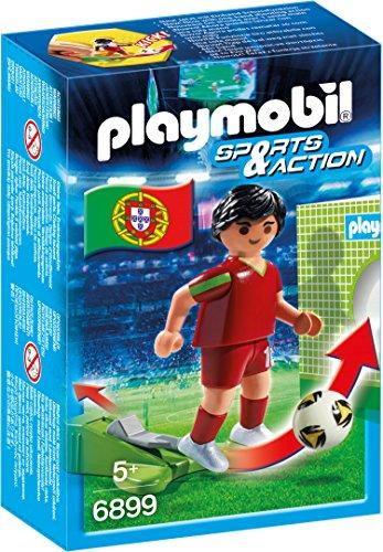 Playmobil 6899 - Fußballspieler Portugal