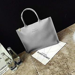 Wultia - Bags for Women Fashion Women Leather Handbag Single Shoulder Messenger Phone Bag Bolsa Feminina Gray