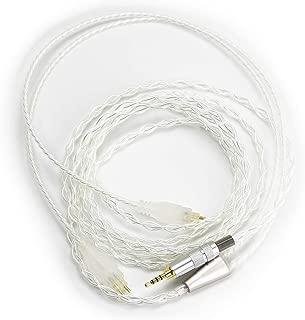 NewFantasia 2.5mm Trrs Male Balanced HiFi Cable Compatible with Sennheiser HD650, HD600, HD580, HD660S, HD58X, Massdrop HD6XX Headphone and Compatible Astell&Kern AK240 AK380 onkyo AK320 DP-X1 FIIO