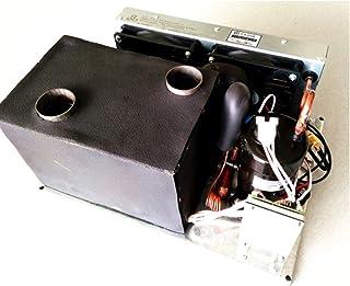 マイクロDCのエアコン、DC 12V 450W R134Aの冷却剤、車のための強力なエアコン、エアコンの冷却装置 小型冷却システム