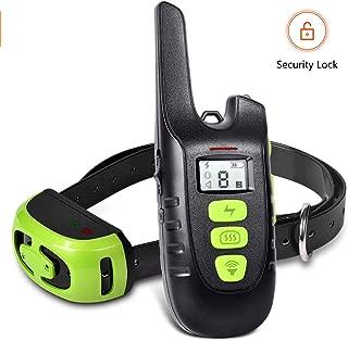 innotek free spirit dog training collar manual