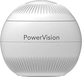 PowerVision PowerSeeker Fish Finder - Smart Portable Sonar for Shore and Boat Fishing