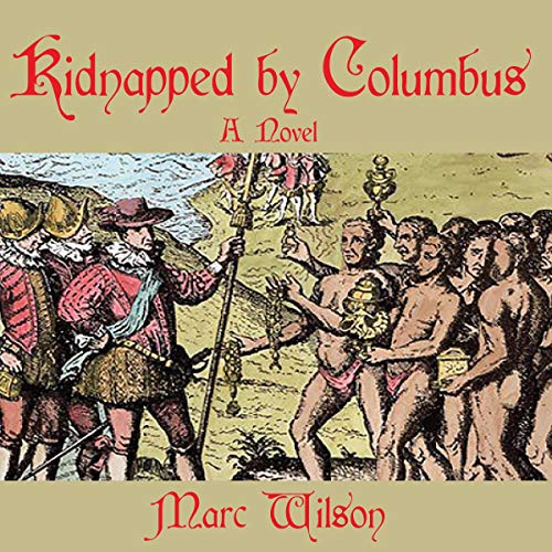 Kidnapped by Columbus cover art