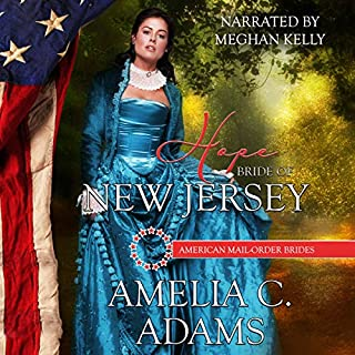 Hope: Bride of New Jersey audiobook cover art