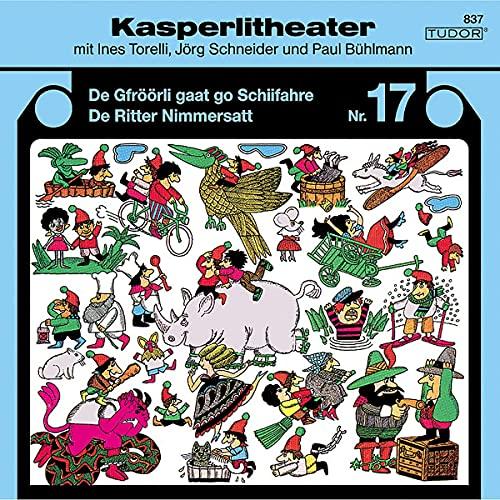 Kasperlitheater Nr. 17 Titelbild