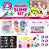 ESSENSON DIY Slime Kit for Girls Boys - 2 in 1 Slime Supplies [53 Pieces Set in One Box] Make Your Own Clear Slime… 1