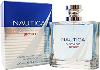NAUTICA Voyage Sport Eau de Toilette Spray, 100ml, Multi (I0030560)