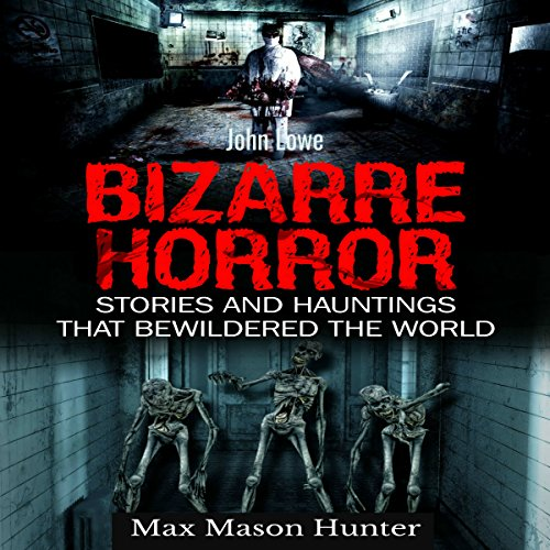 Bizarre Horror cover art