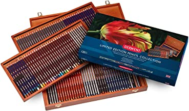 Derwent Colored Pencil Gift Set in Limited Edition Collection Box, 120 Count (2302587)