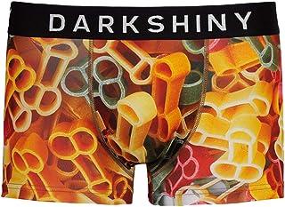 [DARK SHINY(ダークシャイニー)] メンズマイクロボクサーパンツ COLORED PASTA パスタ (YLMM39)