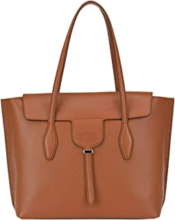Tods Womens Xbwanqac300riab999 Black Leather Tote