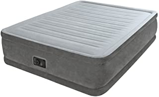 comprar comparacion Intex 64414 - Fibertech comfortplush Colchón hinchable, 152 x 203 x 46 cm