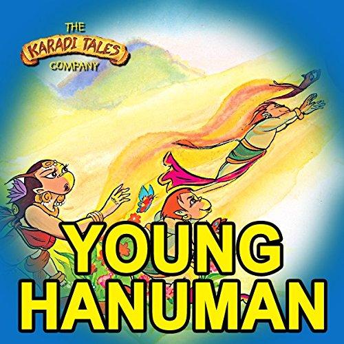 Young Hanuman audiobook cover art