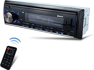Zigtiger LCD Multimedia Car Stereo - Single Din Car...