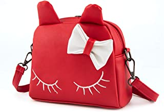 Fashion Backpack Cute Cat for Girls School Bags