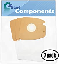 21 Replacement Eureka Mighty Mite Pet Lover 3684F Vacuum Bags - Compatible Eureka Style MM Vacuum Bags (7-Pack - 3 Vacuum Bags per Pack) - Also Compatible with Sanitaire SC3683A, SC3683, S3681, Eureka 3670G, Mighty Mite 3670G, 3684F, Style MM, 3670A