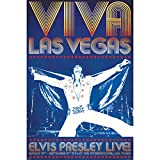 Viva Las Vegas - Elvis Presley Live! 1974 Kunstdruck