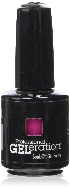 予防接種する定常共産主義者ジェレレーションカラー GELERATION COLOURS 493 C ファラオ 15ml UV/LED対応 ソークオフジェル