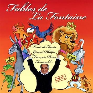 Les Fables De La Fontaine Par Louis De Funès, Fernandel Et Gérard Philipe