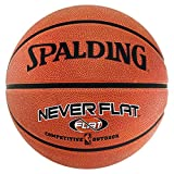 Spalding 3001562013017 Men Outdoor Basketball, Orange, Size 7