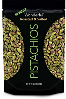 Wonderful No Shell Pistachios (24 oz.), Basic