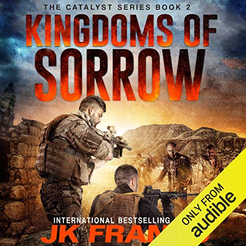 Couverture de Kingdoms of Sorrow