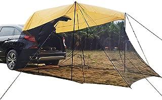 Bil Tält Camping Shelter Skugga Bil Tält Solskydd Bil Markis Camping Tält Regnskyddad Nyansmarkering Camper Trunk Canopy M...