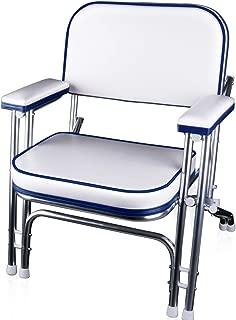 Leadpro Folding Deck Chair Boat Seat