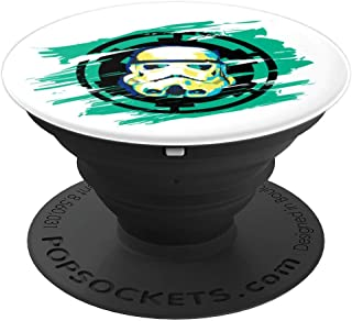 Star Wars Stormtrooper Empire Icon 90s Style - PopSockets Grip and Stand for Phones and Tablets