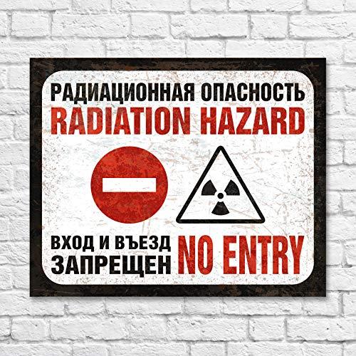 43LenaJon Chernobyl zone pripyat schild gefährliche zone schild strahlungsschild nuklearkraftstation S.T.A.L.K.E.R stalker verbotsschild radioaktiv si