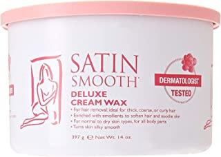 Best satin smooth pink cream wax Reviews