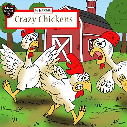 Crazy Chickens cover art