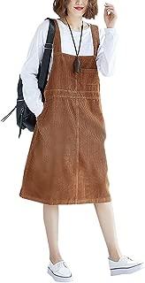 Best midi length pinafore dress Reviews