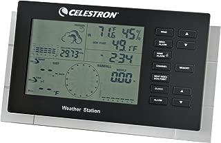 Celestron 47009 Deluxe Weather Station (Black)