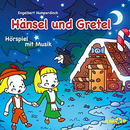 Hänsel und Gretel Titelbild