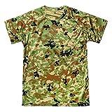 (ジェイジィエスディエフ) J.G.S.D.F 自衛隊 COOLNICE 半袖Tシャツ 2枚組 新迷彩 6525-01 (L)